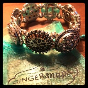 New Ginger Snaps Bracelet